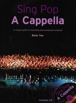 - Sing Pop A Cappella - Volume 2 - Sheet Music - di-arezzo.com