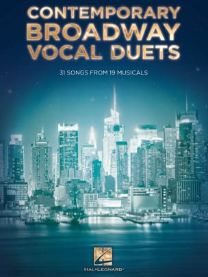 - Contemporary Broadway Vocal Duets - Sheet Music - di-arezzo.co.uk