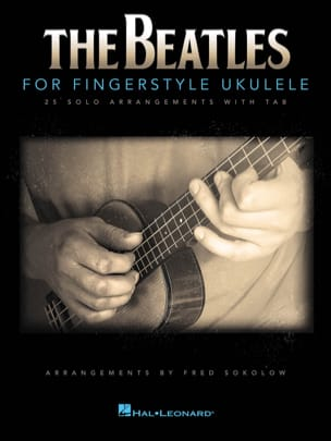 The Beatles for Fingerstyle Ukulele BEATLES Partition laflutedepan