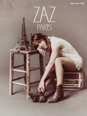 ZAZ - Paris - Sheet Music - di-arezzo.co.uk