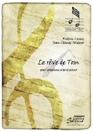 Frédéric Casiez & Jean-Claude Soldano - Le rêve de Tom - Partition - di-arezzo.fr