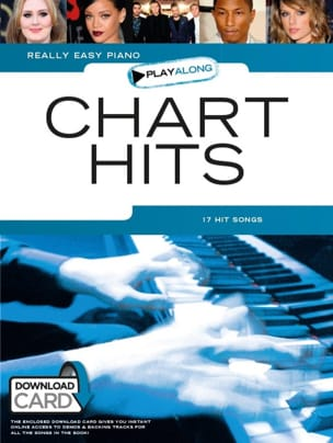 - Really Easy Piano Playalong Chart Hits - Partition - di-arezzo.fr