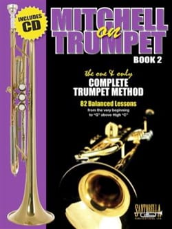 Harold Mitchell - Complet Trumpet Method - Volume 2 - Partition - di-arezzo.fr