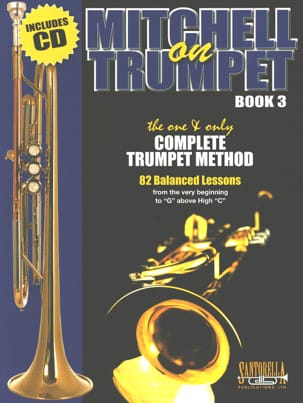 Harold Mitchell - Complete Trumpet Method - Volume 3 - Sheet Music - di-arezzo.co.uk