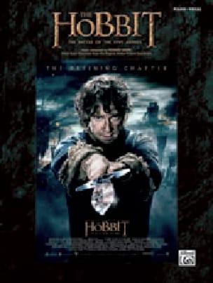 Howard Shore - The Hobbit - The Battle of the Five Armies - Sheet Music - di-arezzo.co.uk