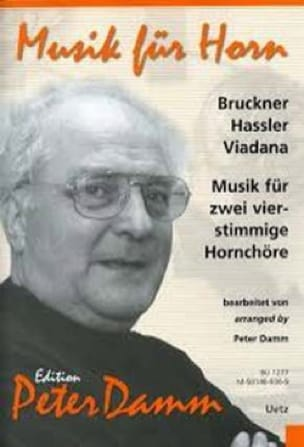 - Musik for Zwei Vier-Stimmige Hornchöre - Sheet Music - di-arezzo.com