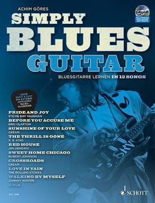 - Simply Blues Guitar - Sheet Music - di-arezzo.com