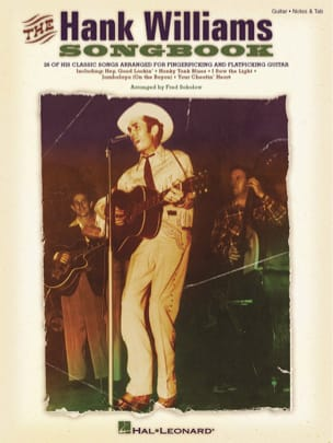 The Hank Williams Songbook - Hank Williams - laflutedepan.com