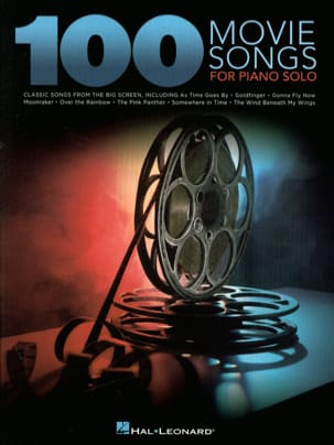 - 100 Movie Songs for Piano Solo - Sheet Music - di-arezzo.com