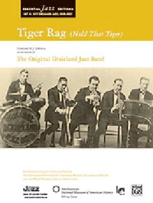 D. J. LaRocca - Tiger Rag Hold That Tiger - Sheet Music - di-arezzo.co.uk