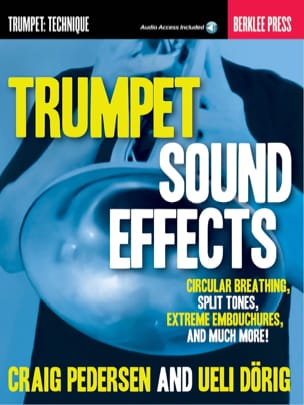 Craig Pederson & Ueli Dörig - Trumpet Sound Effects - Sheet Music - di-arezzo.co.uk