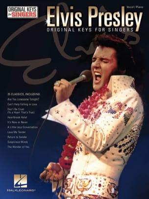 Elvis Presley - Original Keys for Singers Elvis Presley laflutedepan