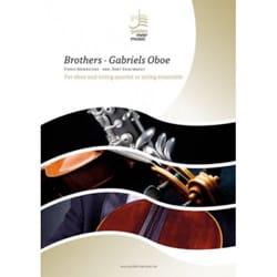 Ennio Morricone - Brothers & Gabriels Oboe - Musique du Film The Mission - Partition - di-arezzo.fr