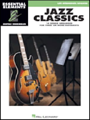 - Jazz Classics - 14 Songs arranged for three or more guitarists - Partition - di-arezzo.fr