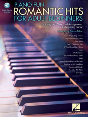 - Piano Fun Romantic Hits for Adult Beginners - Partition - di-arezzo.fr