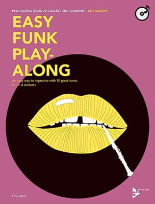 Ed Harlow - Easy Funk Play-Along - Partition - di-arezzo.fr