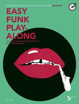 Ed Harlow - Easy Funk Play-Along - Partitura - di-arezzo.es