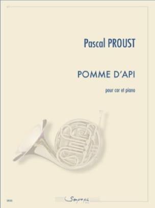 Pascal Proust - Small apple - Sheet Music - di-arezzo.com