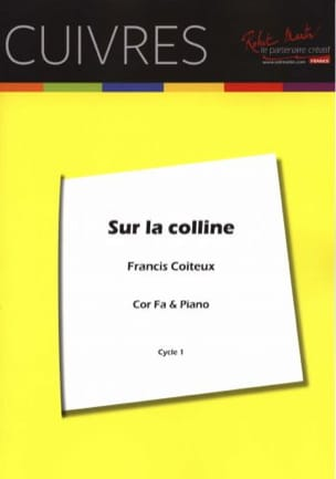 Francis Coiteux - On the hill - Sheet Music - di-arezzo.com