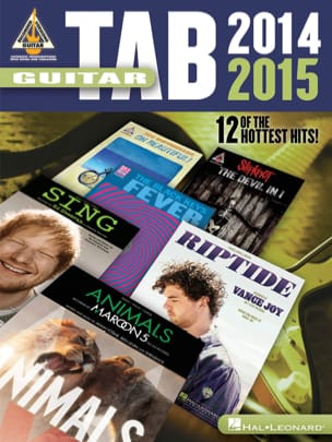 Guitar Tab 2014-2015 - Partition - laflutedepan.com