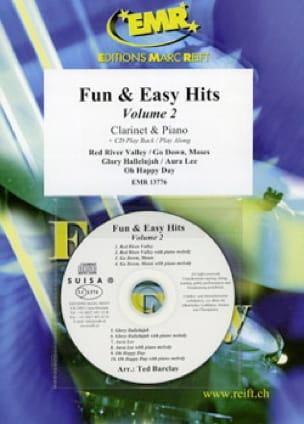 Fun & Easy Hits - Volume 2 - Partition - laflutedepan.com