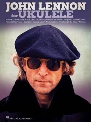 John Lennon - John Lennon For Ukulele - Partition - di-arezzo.fr