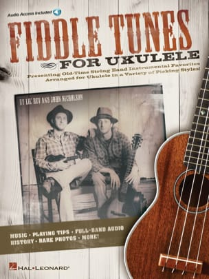 - Fiddle Tunes for Ukulele - Partition - di-arezzo.fr