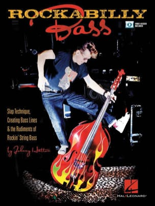 Johnny Hatton - Rockabilly Bass - Sheet Music - di-arezzo.com