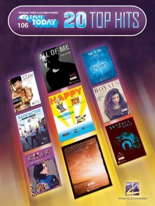 - EZ Play Today Volume 106 - 20 Top Hits - Partitura - di-arezzo.es