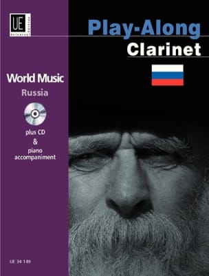 World Music Play-Along - Russia Partition Clarinette - laflutedepan