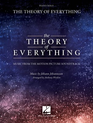 Johann Johannsson - A wonderful story of the time - Film Music - Sheet Music - di-arezzo.com