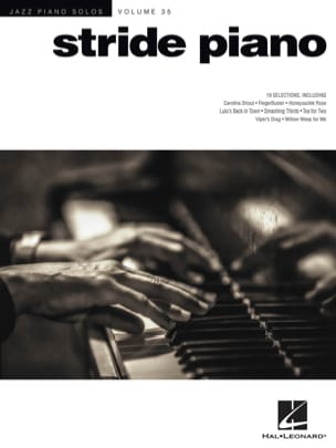 - Jazz Solos Series Piano Volume 35 - Stride Piano - Sheet Music - di-arezzo.co.uk