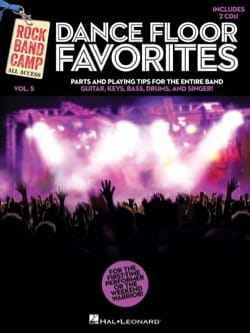 Dance Floor Favorites - Rock Band Camp Volume 5 - laflutedepan.com