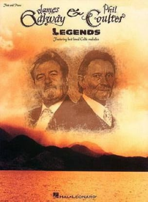 James Galway & Phil Coulter - Legends - Sheet Music - di-arezzo.co.uk
