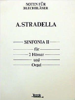 Alessandro Stradella - Sinfonia 2 - Partition - di-arezzo.fr