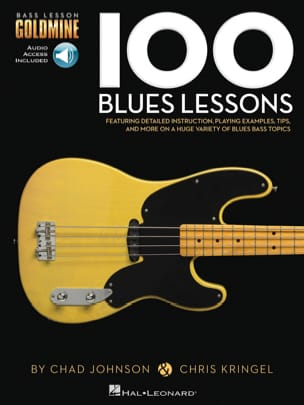 Bass Lesson Goldmine Series 100 Blues Lessons laflutedepan