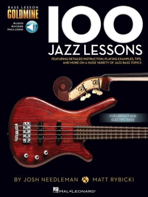 Bass Lesson Goldmine Series 100 Jazz Lessons laflutedepan