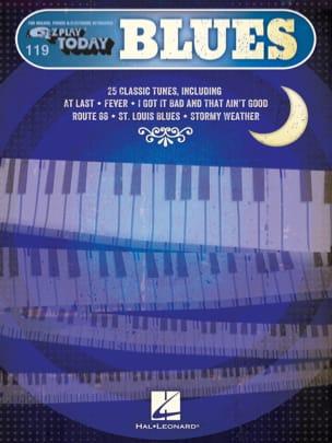 E-Z Play Today Volume 119 - Blues - Partition - laflutedepan.com