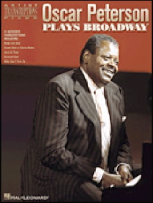 Oscar Peterson Plays Broadway Oscar Peterson Partition laflutedepan
