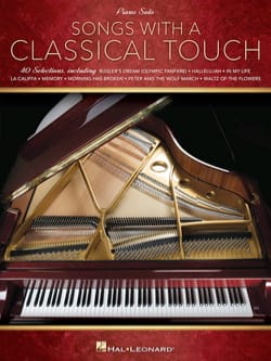 - Songs with a Classical Touch - Sheet Music - di-arezzo.com