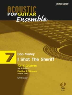 I Shot The Sheriff - Acoustic pop guitar ensemble N°7 laflutedepan