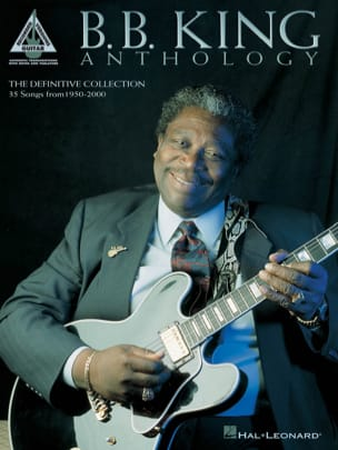 B.B. King - Anthology - Guitar Recorded Versions - Sheet Music - di-arezzo.co.uk