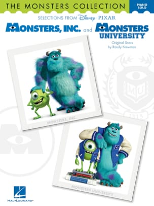 The Monsters Collection - Monstres et Cie & Monstres Academy laflutedepan