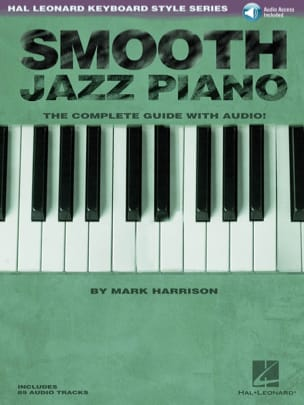 Mark Harrison - Smooth Jazz Piano - Partition - di-arezzo.fr