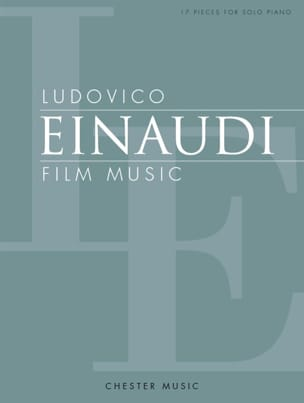 Ludovico Einaudi - Movie Music - Partition - di-arezzo.com