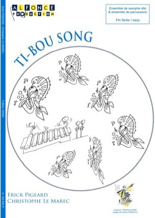 Ti-Bou Song - Erick Pigeard & Christophe Le Marec - laflutedepan.com