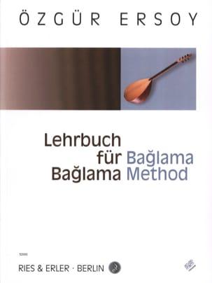 Özgür Ersoy - Baglama Method Lehrbuch für Baglama - Sheet Music - di-arezzo.co.uk