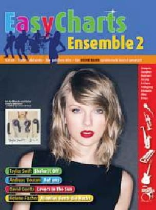 Easy Charts Ensemble - Volume 2 - Partition - di-arezzo.fr