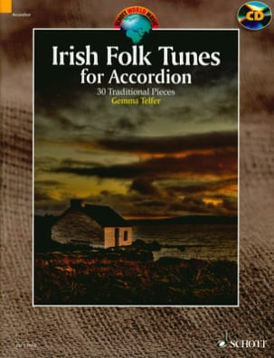 - Irish Folk Tunes for Accordion - Sheet Music - di-arezzo.com