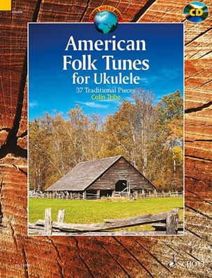 - American Folk Tunes for Ukulele - Sheet Music - di-arezzo.co.uk